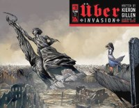 UBER INVASION #8 WRAP CVR (MR)