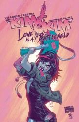 KIM AND KIM LOVE IS A BATTLEFIELD #3 (MR)