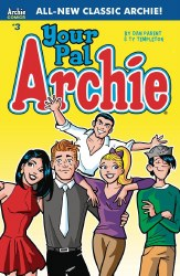ALL NEW CLASSIC ARCHIE YOUR PAL ARCHIE #3 CVR A REG PARENT