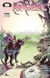 ANGELIC #2 CVR B WALKING DEAD #50 TRIBUTE VAR