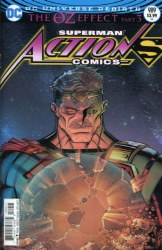 ACTION COMICS #989 LENTICULAR ED  (OZ EFFECT)