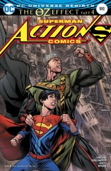 ACTION COMICS #990 VAR ED (OZ EFFECT)