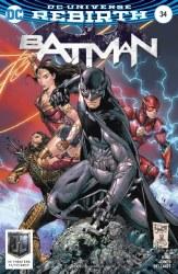 BATMAN #34 VAR ED