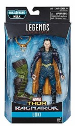 THOR LEGENDS THOR RAGNAROK LOKI ACTION FIGURE