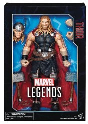 MARVEL LEGENDS 12 INCH THOR ACTION FIGURE
