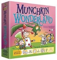 MUNCHKIN WONDERLAND ED