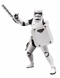 SW E7 FIRST ORDER STORMTROOPER FN-2199 ARTFX+ STATUE