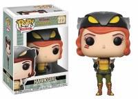 POP DC BOMBSHELLS HAWKGIRL VINYL FIGURE