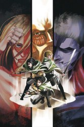 ATTACK ON TITAN GN VOL 24 (MR)