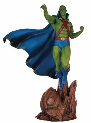 DC SUPER POWERS COLL MARTIAN MANHUNTER 18IN MAQUETTE (C: 0-1