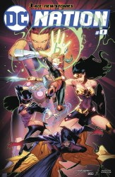 DC NATION #0 JLA VAR ED