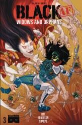 BLACK AF WIDOWS & ORPHANS #3 (MR)