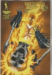 TAROT WITCH OF THE BLACK ROSE #111 (MR) A CVR