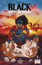 BLACK AF WIDOWS & ORPHANS #4 (MR)