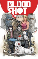 BLOODSHOT SALVATION #12 CVR A ROCAFORT
