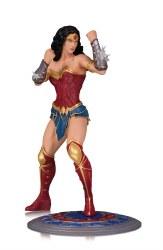 DC CORE WONDER WOMAN PVC STATUE