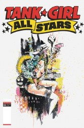 TANK GIRL ALL STARS #3 (OF 4) CVR C MAHFOOD