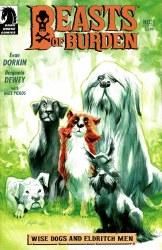BEASTS OF BURDEN #1 (OF 4) WISE DOGS & ELDRITCH MEN VAR CVR