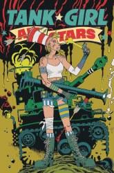 TANK GIRL ALL STARS #4 (OF 4) CVR C MCMAHON