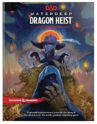 D&D RPG WATERDEEP DRAGON HEIST HC