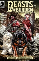 BEASTS OF BURDEN WISE DOGS AND ELDRITCH MEN #4 (OF 4) CVR A