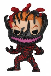 POP MARVEL CARNAGE VINYL FIG
