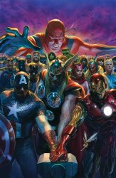 AVENGERS #700 BY ALEX ROSS POSTER