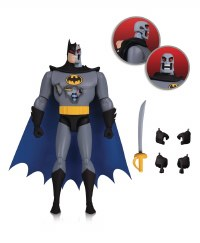 BATMAN ANIMATED HARDAC ACTION FIGURE