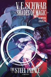 SHADES OF MAGIC #3 (OF 4) STEEL PRINCE CVR A INFANTE