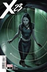 X-23 #7