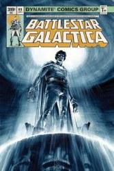 BATTLESTAR GALACTICA CLASSIC #3 CVR A RUDY