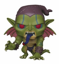 POP MARVEL SPIDER-MAN GREEN GOBLIN VINYL FIG