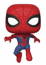 POP MARVEL PETER PARKER VINYL FIG