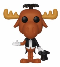 POP ANIMATION BULLWINKLE VINYL FIGURE
