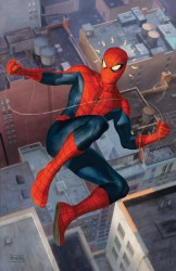 AMAZING SPIDER-MAN BY RIVERA POSTER