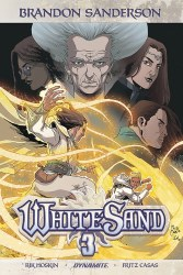 BRANDON SANDERSON WHITE SAND HC VOL 03 (MR)