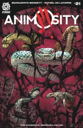 ANIMOSITY #21 (MR)