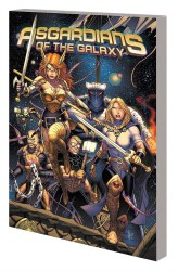 ASGARDIANS OF THE GALAXY TP VOL 01 INFINITY ARMADA