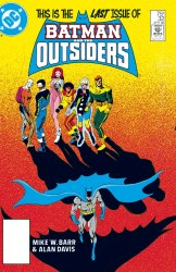 BATMAN & THE OUTSIDERS HC VOL 03