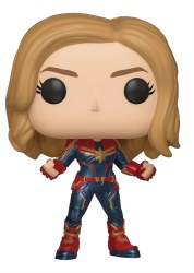 POP MARVEL CAPTAIN MARVEL CAPTAIN MARVEL VINYL FIG