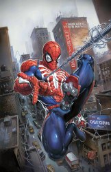 MARVELS SPIDER-MAN CITY AT WAR BY CRAIN POSTER