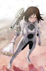 BATTLE ANGEL ALITA MARS CHRONICLE GN VOL 06