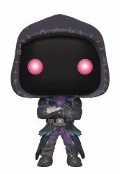 POP GAMES FORTNITE S2 RAVEN VINYL FIG