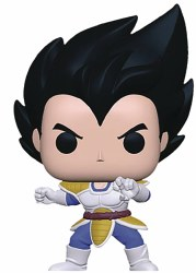 POP DRAGON BALL Z VEGETA 2 VINYL FIG