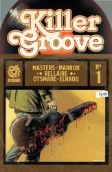 KILLER GROOVE #1 CVR A MARRON