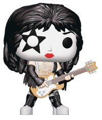 POP ROCKS KISS STARCHILD VINYL FIG