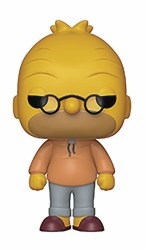 POP ANIMATION SIMPSONS S2 ABE VINYL FIGURE