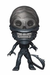 POP MOVIES ALIEN 40TH XENOMORPH VINYL FIGURE