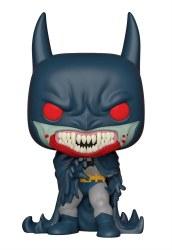 POP HEROES BATMAN 80TH RED RAIN BATMAN VINYL FIGURE