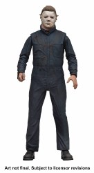 HALLOWEEN 2 MICHAEL MYERS ULTIMATE 7IN ACTION FIGURE